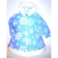 Пальто Снежинка 1